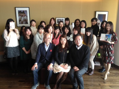 2014年2月28日ヒルズクラブ女子会